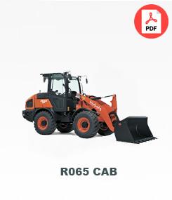 r065 cab