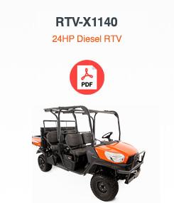 rtv x1140